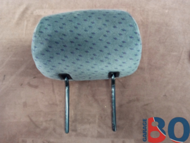 Head rest rear seat