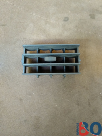 Heater grille grey