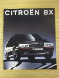 Citroen BX folder type 3