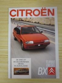 Citroen BX Turbo Diesel