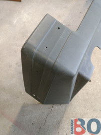 Rear bumper BX break green