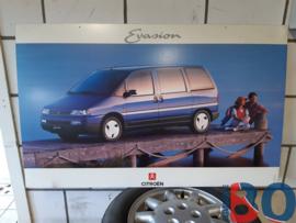 muurplaat Citroën Evasion