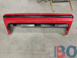 Achterbumper BX GT rood