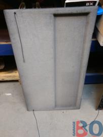 Hoedenplank grijs