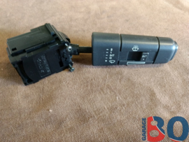 Wiper switch XM with interval