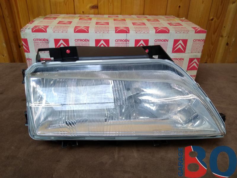 Nieuwe koplamp Xantia type 2 rechts 6205.R9