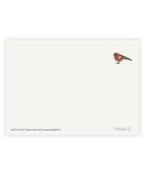 postkaart 'Vink'