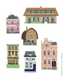 Houses of my neighbourhood