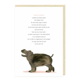 Noortje nijlpaard / i n z i c h t