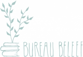 Illustrations for house style and logo of Bureau Beleef (2015)