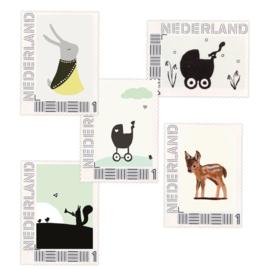 Postzegels (digitaal bestand)