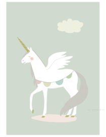 mini cards | unicorn (set)