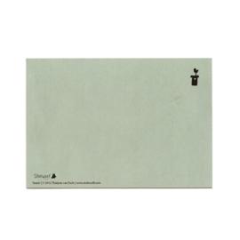 postcard 'Reading'
