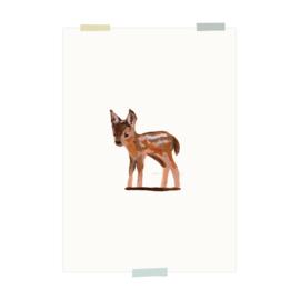 print | Deer