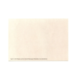 postkaart 'Kaas'