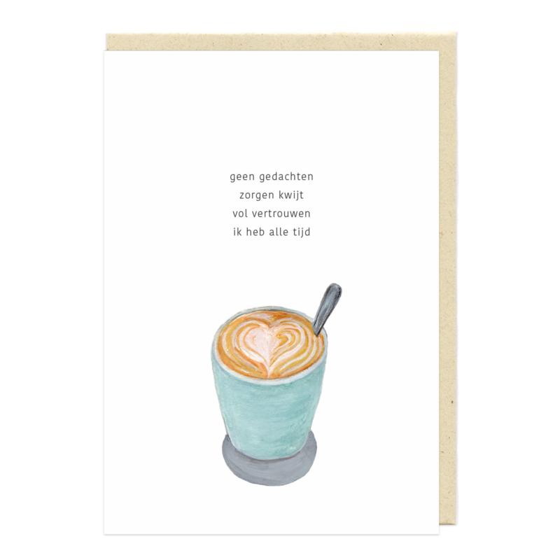 Koffie / B l i j
