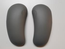Mirra armpads licht grijs > 09-08-2010