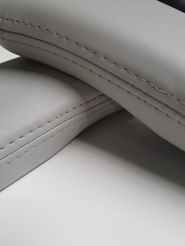Aeren Remastered - Lederen armpads Mineral