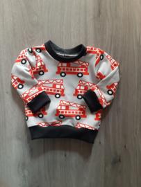 Sweater brandweerauto