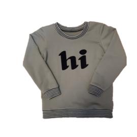 Sweater army Hi