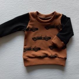 Sweater Cars Caramel