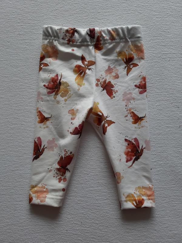 Legging butterflies