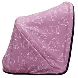 Buffalo kap Elephant Old Pink