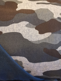 Buffalo  pads Camo Blue (Softshell)