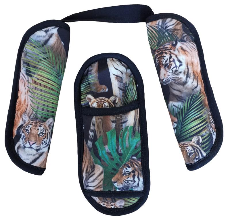 Donkey  pads Tigers (Softshell)