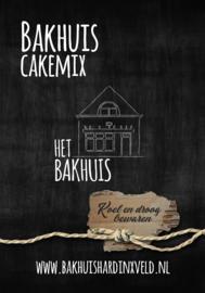 Bakhuis cakemix 350 gram