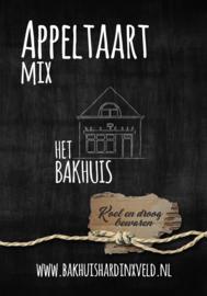 Mix voor Appeltaart 500 gram