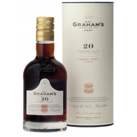 Graham's 20 Year Old Tawny Port Mini (0.20)