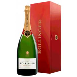 Bollinger Brut Jeroboam 3L van € 335,00 voor