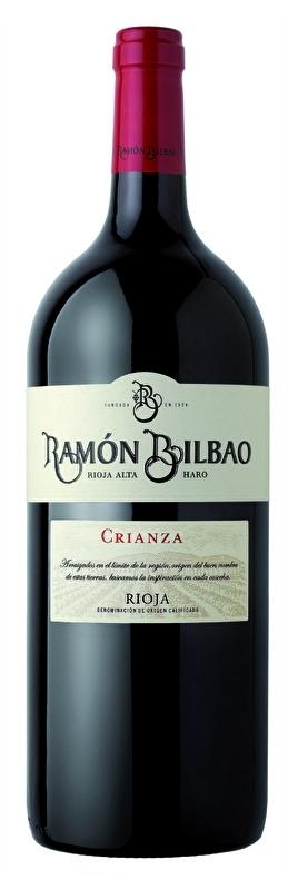 Ramón Bilbao Rioja  Crianza (1,5 liter in kist)