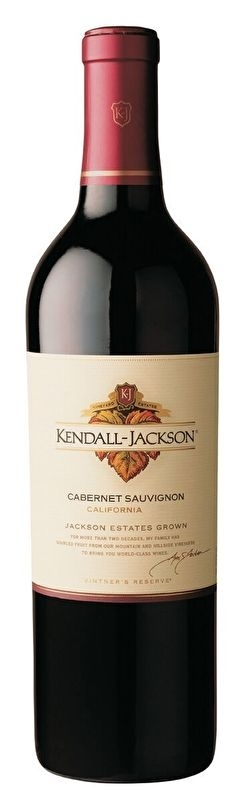 Kendall Jackson Vintners Reserve Cabernet Sauvignon 2018