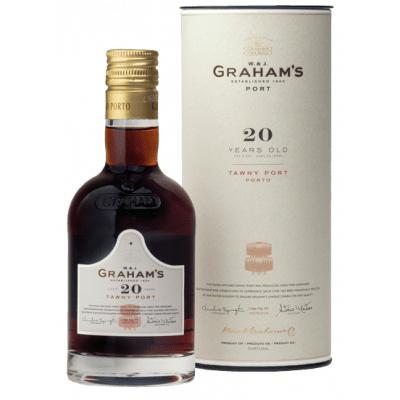 Graham's 20 Year Old Tawny Port Mini (0.20)