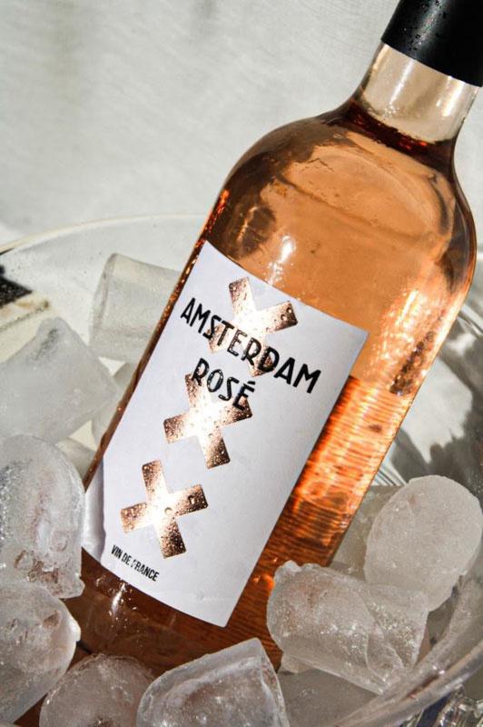Amsterdam Rosé Vin de France 2019