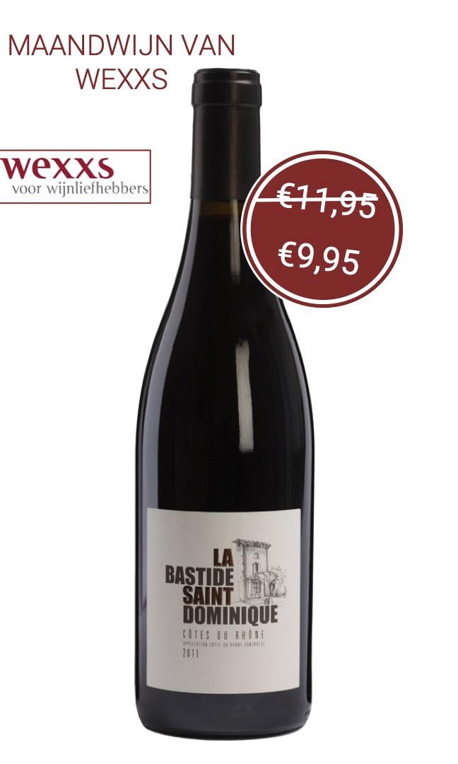 Wijn aanbieding Rhône