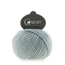 Cardiff Cashmere Classic in Antique Green - Untreated & Sustainable