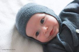 Merino Lamswol Babymutsen (0-12 maanden)