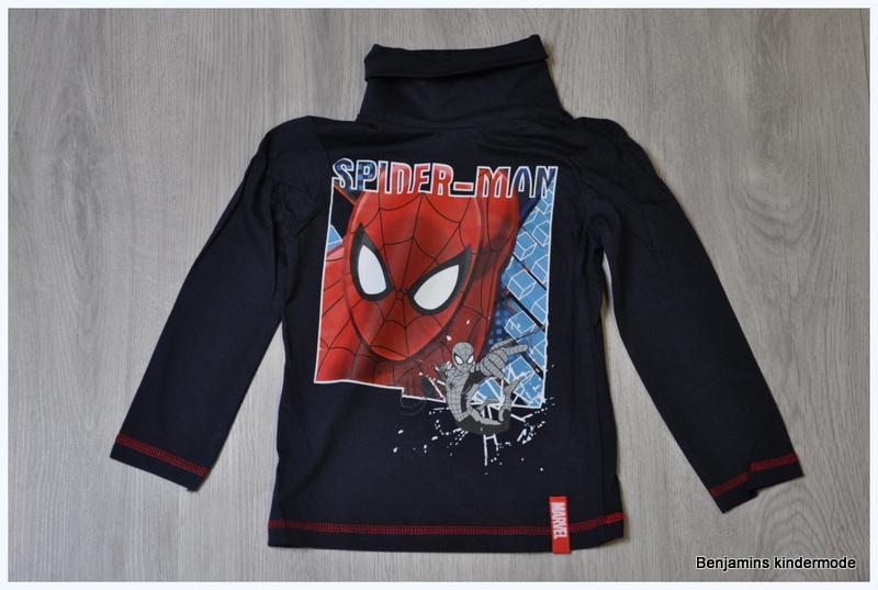 Spiderman d.bl.  met col