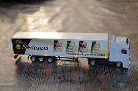 Vrachtauto Senseo