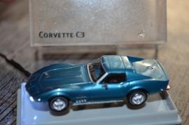 Verlichte Corvette c3