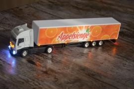 Vrachtwagen Appelsientje