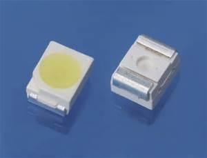 3528 Plcc -2  Smd leds kleur geel