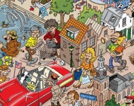 Zoetermeer - 1000 stukjes Helaas! Uitverkocht!