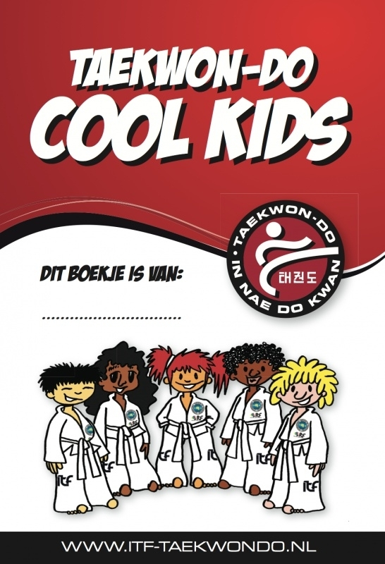 TKD Cool Kids Boek