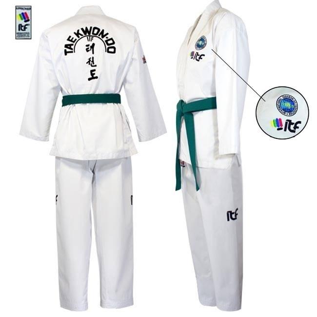 Nieuwe I.T.F. Taekwon-Do Dobok