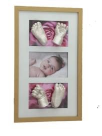 3d handjes/voetjes beelden