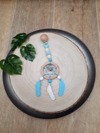 Dromenhanger babyblauw